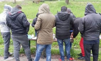 Kod Bileće uhapšeno sedam migranata