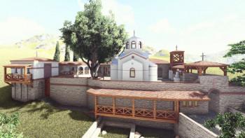 Trebinje: Odmiče izgradnja Pravoslavnog duhovnog centra u Mrkonjićima