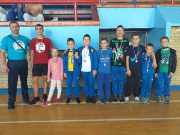 Medalje za džudiste 'Leotara' na turnirima u Ugljeviku i Nikšiću