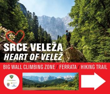У срце Вележа стижу планинари из региона