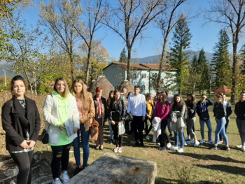 Višegrad: Srednjoškolci sa vršnjacima iz Goražda posjetili znamenitosti