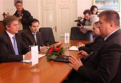 Vučurević i Vigemark: Unaprijediti prekograničnu saradnju