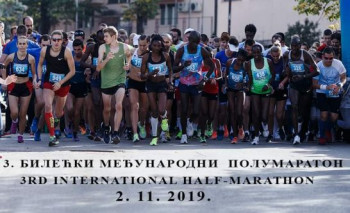 Poziv: Bilećki međunarodni polumaraton