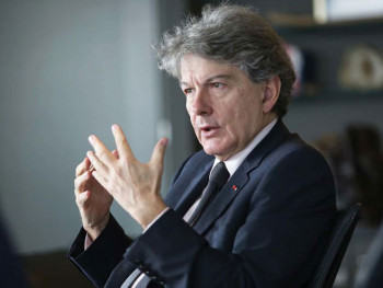 Тијери Бретон нови кандидат за европског комесара