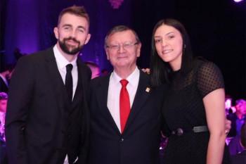 Treći put zaredom: Tijana Bošković najbolja odbojkašica Evrope