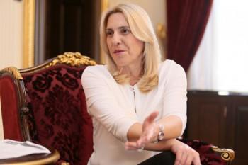 Željka Cvijanović, predsjednica Republike Srpske o prvoj godini mandata: Nećemo braniti BiH od onih koji je ruše