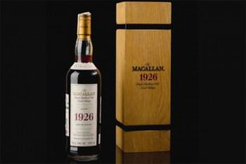 Boca viskija prodata za rekordnih 1,9 miliona dolara
