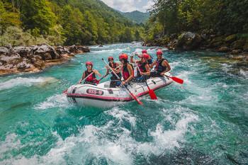 Foča: Tri lokacije za gradnju rafting kampova
