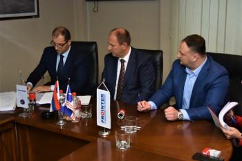 Potpisan ugovor: Elektro Bijeljina dobija pametna brojila