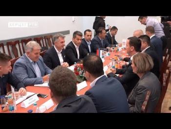 Делегација Бања Луке у посјети Требињу (ВИДЕО)