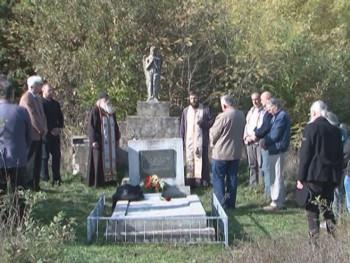 Bileća: Nakon 20 godina služen parastos na tzv. ruskom groblju