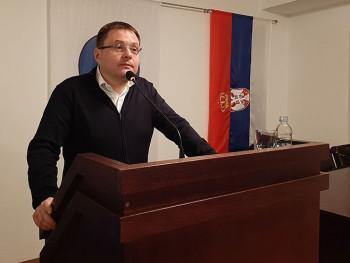 Čvorović: Kod Srba u većoj opasnosti pravna nego nacionalna svijest