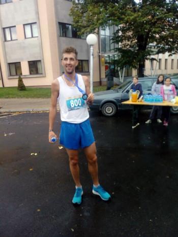 Osman Junuzović pobjednik Polumaratona