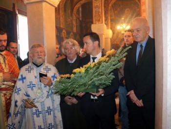 Služen pomen Jovanu Dučiću u Hercegovačkoj Gračanici