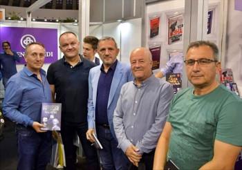 'Zadužbina Knez Miroslav Humski' iz Trebinja predstavila svoja izdanja na sajmu knjiga u Beogradu