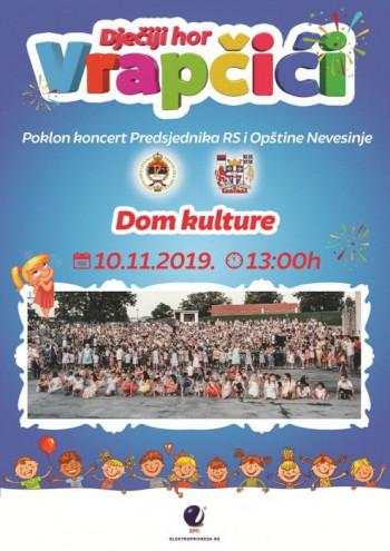 Poklon koncert predsjednika RS i opštine Nevesinje
