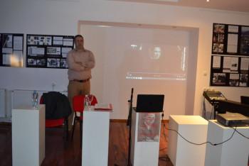 U Nevesinju održano predavanje o Vladimiru Gaćinoviću