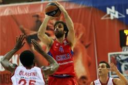 CSKA pobijedio Bamberg, nova dobra partija Teodosića