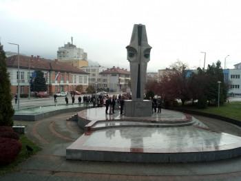 Foča: Služen parastos za poginule borce