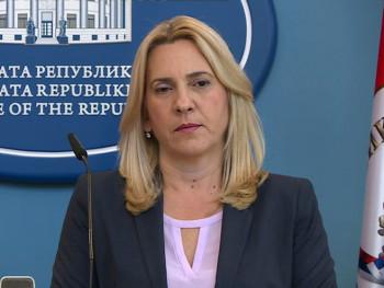 Cvijanović: Srpska ne želi nikakve migrantske centre