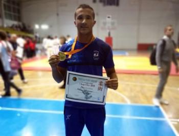 Aljoši Daboviću zlatna medalja na turniru u Skoplju