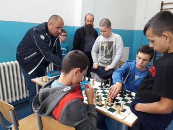 Za Čedomira srebro u šahu