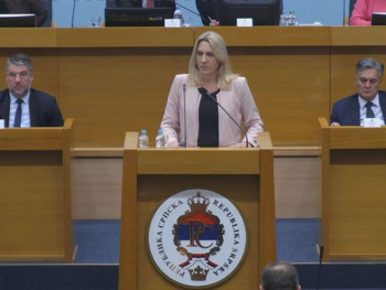 Cvijanović: Snaga Srpske zavisi od jačine njenih institucija