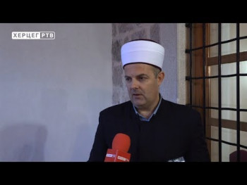 Trebinje: U sultan Ahmedovoj džamiji obilježen dan rođenja poslanika Muhameda (VIDEO)