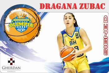 Nevesinjska košarkašica Dragana Zubac kandidat za najperspektivnijeg sportistu BiH