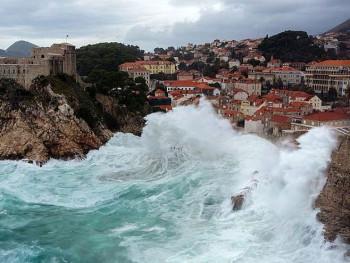 Talas od skoro 11 metara kod Dubrovnika