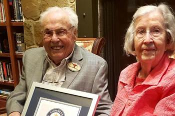 Oborili Ginisov rekord u zajedničkom životu: Oni su najstariji par na svijetu