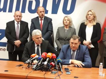 Dodik-Čović: Razumijevanje i značajna saradnja po svim pitanjima