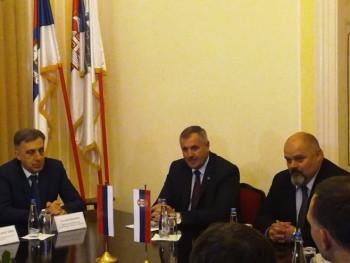 Višković: Želimo da se u Srpsku ulaže iz ekonomskih razloga