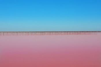 Roze jezero: Čime je obojena voda?