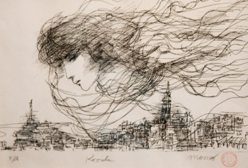 U petak izložba grafika Moma Kapora u Fočanskoj kući