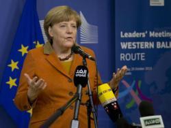 Merkel: Ako zatvorimo granice na Balkanu bi mogao izbiti rat!