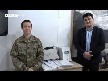 Američka ambasada doniraa dijagnostičke instrumente Centru za socijalni rad (VIDEO)