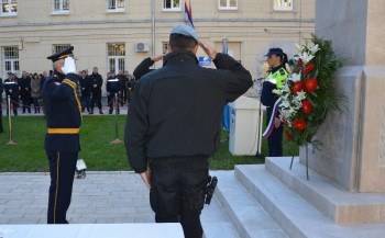 Obilježavanje krsne slave MUP - a Srpske