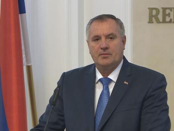 Višković: Srpska opredijeljena za izvorni Dejton i dogovor naroda u BiH