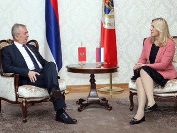 Заједнички интерес за побољшање путне комуникација између Српске и Црне Горе