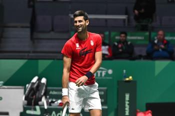 SRBIJA POBIJEDILA JAPAN Novak silovit protiv Sugite u Madridu
