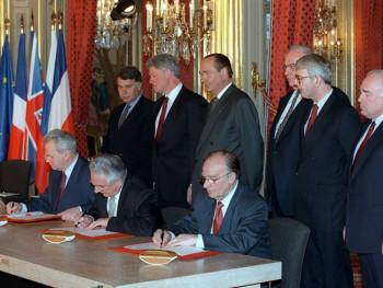 Od zaključivanja Dejtonskog sporazuma 24 godine