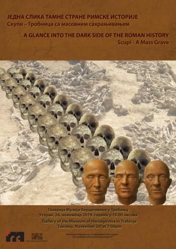 Najava: Izložba 'Jedna slika tamne strane rimske istorije' u Muzeju Hercegovine