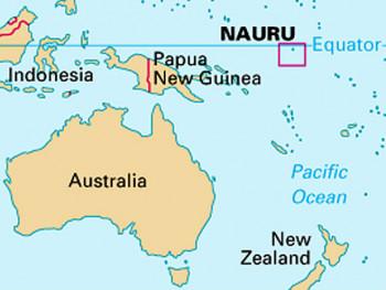 Република Науру повукла признање тзв. Косова