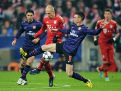 Bajern deklasirao Arsenal, Zenit u osmini finala