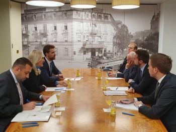 Najavljno dodatno ekonomsko povezivanje Srpske i Salcburga (FOTO)