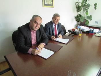 Predstavnici Garantnog fonda Republike Srpske boravili su u danas u radnoj posjeti opštini Berkovići