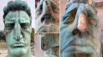 'Pobedniku' rekonstruisali i nos