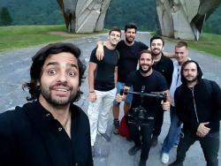 Brazilski rok bend objavio spot sa Tjentišta