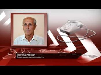 Bileća: Odbornik Dražen Dunđer fizički napao zamjenika načelnika opštine (VIDEO)